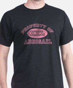 Property of Abbigail T-Shirt