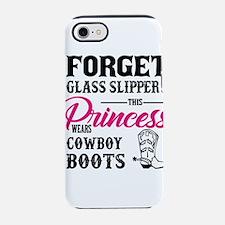 This Princess Wears Cowboy Boo iPhone 7 Tough Case