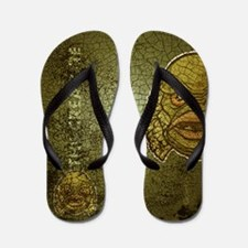 The Creature (Distressed) Flip Flops