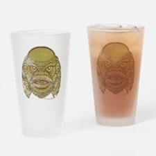 The Creature (Distressed) Drinking Glass