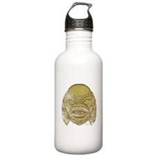 The Creature (Distressed) Sports Water Bottle