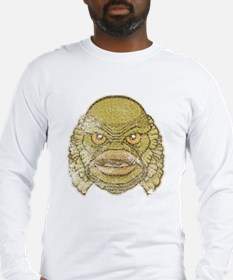 The Creature (Distressed) Long Sleeve T-Shirt