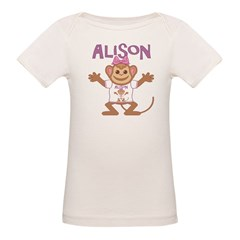 Little Monkey Alison Tee