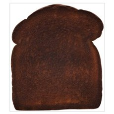 Burnt Toast Canvas Art