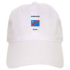 KINSHASA Baseball Cap