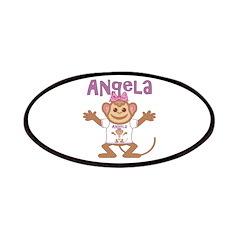 Little Monkey Angela Patches