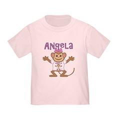 Little Monkey Angela T