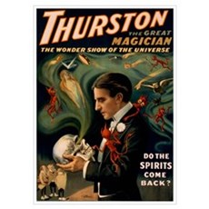 Thurston The Great Poster