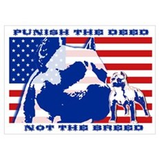 Punish the Deed, Not the Breed. Poster