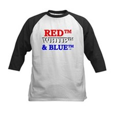 RED™, WHITE™ & BLUE™ Tee
