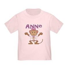 Little Monkey Anne T
