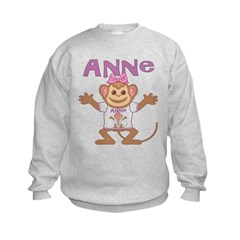 Little Monkey Anne Sweatshirt