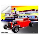 Diners Wall Decals