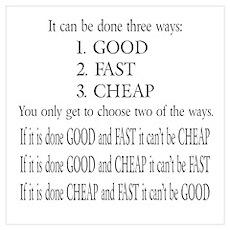 Three Ways Poster