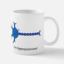 I'm hyperpolarized Mug