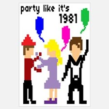 party like it's 1981