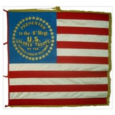 4th US Colored Troops Poster