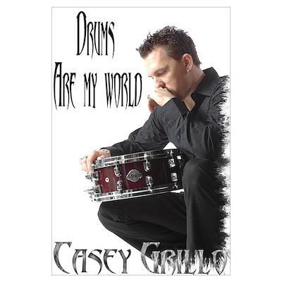 Casey Grillo Poster