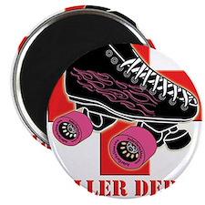 "Cute Roller derby 2.25"" Magnet (100 pack)"