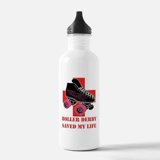 Cool Roller derby Water Bottle