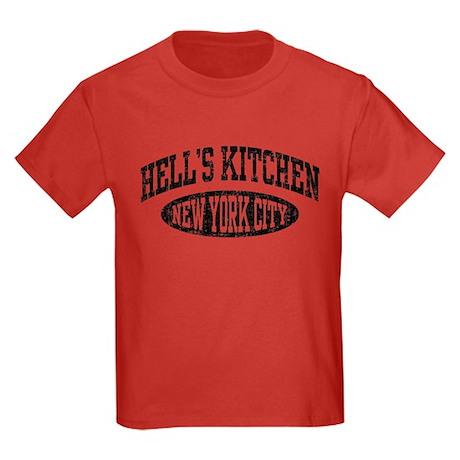 Hell's Kitchen Kids Dark T-Shirt