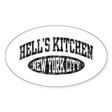 Hell's Kitchen Decal