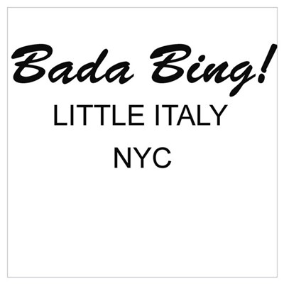 Restaurant Choice as well bada bing small poster 575908326 moreover Bad Shirt Or Proper Dress Required as well Pizza Logo as well Italian Spinone Roan greeting Cards. on italian cafe