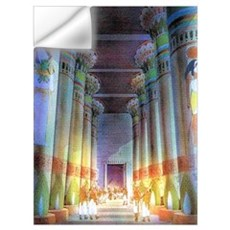 EGYPTIAN TEMPLE Wall Decal