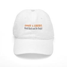 Annoy a Liberal Baseball Cap