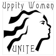 Uppity Women Unite Poster