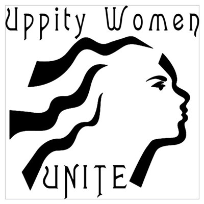 Uppity Women Unite Canvas Art