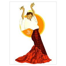 """""""Filipina"""" Poster"""