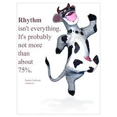 Rhythm Isn't Everything Poster