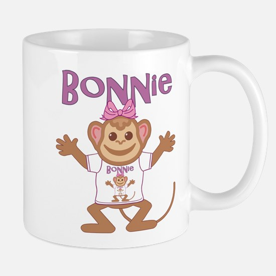 Little Monkey Bonnie Mug