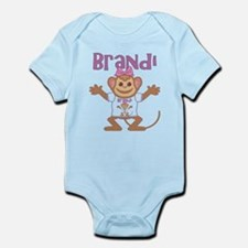 Little Monkey Brandi Infant Bodysuit