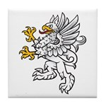 Gryphon Tile Coaster