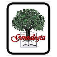 Genealogist Poster