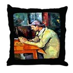 Cajun French Who Dat Throw Pillow