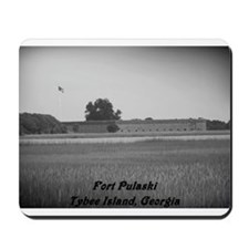 Fort Pulaski National Monumen Mousepad