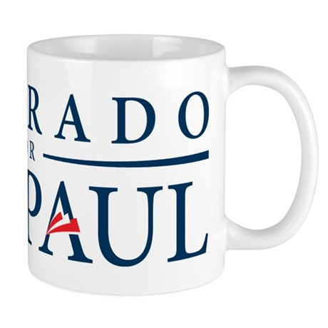 Colorado for Ron Paul Mug