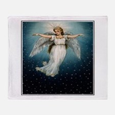 """Guardian Angel"" Throw Blanket"