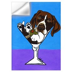 German Shorthair Pointer Wall Decal