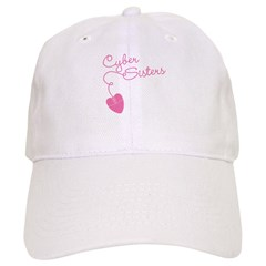 Cyber Sisters Baseball Cap