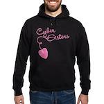 Cyber Sisters Hoodie (dark)