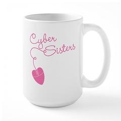 Cyber Sisters Mug