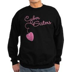 Cyber Sisters Sweatshirt (dark)