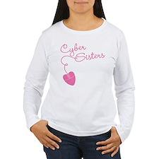 Cyber Sisters Women's Long Sleeve T-Shirt