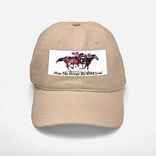 May The Horse Be With You Baseball Baseball Cap