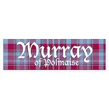 Tartan - Murray of Polmaise Bumper Sticker