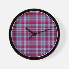 Tartan - Murray of Polmaise Wall Clock